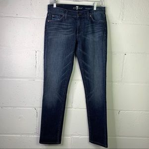 For all 7 mankind Roxanne jeans